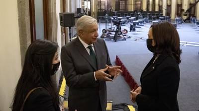 Visita de Kamala Harris muestra voluntad y compromiso de EU: AmCham México