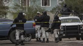 Se registran 17 mil 123 homicidios en México durante primer semestre de 2020