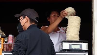 ¿Adiós a tus taquitos? El kilo de tortillas supera los 20 pesos en ocho entidades del país