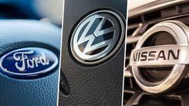 Ford, Volkswagen y Nissan se 'coronan' como las automotrices más buscadas en México