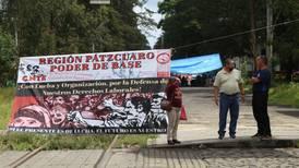 Michoacán, la CNTE paga por ver