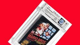 Cartucho de Mario Bros de 1986 era un regalo de Navidad y ahora vale 660 mil dólares