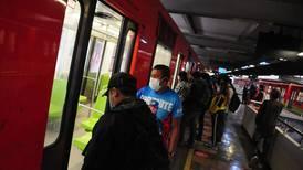 Se inunda Línea 6 del Metro y cuatro estaciones se quedan sin servicio