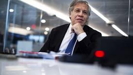 Luis Almagro de la OEA responde a Ebrard: 'Le deseo que ninguna obra más que haya hecho se derrumbe'