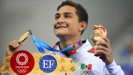 Esperanza de medalla para México: Kevin Berlín, la 'joya' veracruzana en los clavados