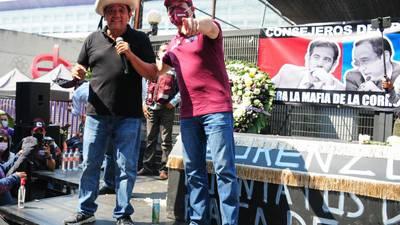 Si no se reivindican, vamos a hallar a los siete, advierte Félix Salgado a consejeros del INE