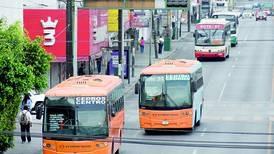 Buscarán opciones para eficiencia en transporte público