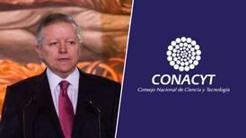 Zaldívar 'calma' a científicos del Conacyt: Poder Judicial será 'imparcial e independiente'
