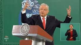 López Obrador 'defiende' iniciativa de Ley de Ingresos: 'es lo que le conviene al pueblo'