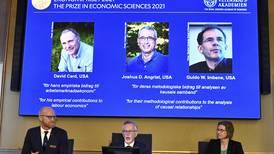 Nobel de Economía: Premian trabajos sobre impacto del salario mínimo y la inmigración