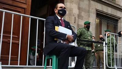 Silvano Aureoles le contesta a López Obrador: 'Yo sí sé respetar la investidura presidencial'