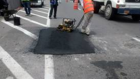 SCT repara nuevo bache que se originó en Paso Exprés de Cuernavaca