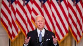 Biden defiende salida de tropas de EU de Afganistán: 'No pediré que sigan luchando indefinidamente'