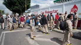 Pemex ve 'complot' en protesta en Gas Bienestar; la promueven personas ajenas, dice
