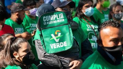 El Verde pagó 1 millón de dólares a 'influencers'; INE prevé multa y quitarle spots