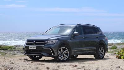 Prueba de manejo Volkswagen Tiguan 2022: SUVlime