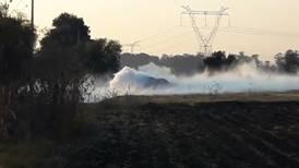 Toma clandestina provoca fuga de gas en San Salvador El Verde, Puebla