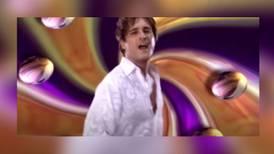 'Cómo es posible que a mi lado': Diego Boneta recrea icónico video de Luis Miguel