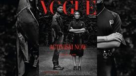 Rostros de esperanza: 'Vogue' británica dedica su edición de septiembre a activistas afro