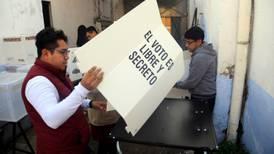 Demandan al INE certeza en devolución de cuadernillos electorales