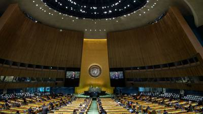 El planeta enfrenta una crisis histórica; COVID-19 lo ha puesto 'de rodillas': ONU