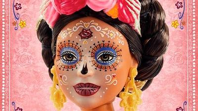 Barbie presenta una muñeca 'Catrina' en honor al próximo Día de Muertos
