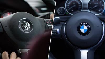 Volkswagen y BMW son multadas con 1,000 mdd por escándalo de contaminación