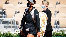 Salida de Naomi Osaka del Abierto de Francia centra las miradas en la salud mental de los deportistas