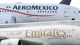 Emirates 'no tiene nada que hacer en México': Aeroméxico