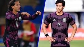 Diego Lainez y José Juan Macías, descartados con el Tri para fecha FIFA