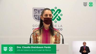 Agradezco gritos de 'presidenta', pero estoy concentrada en la CDMX: Sheinbaum
