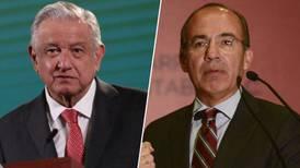 Consulta de juicio a expresidentes: ¿De qué delitos acusa AMLO a Felipe Calderón?