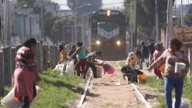 Ferrosur reanuda servicio ferroviario de carga tras liberación de vías en Puebla