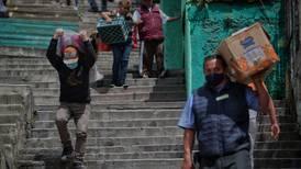 'No me voy': 70 familias del cerro del Chiquihuite se resisten a dejar sus casas