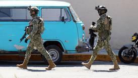 Vinculan a proceso a los 30 elementos de la Marina detenidos por desaparición forzada