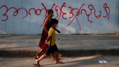 Tras golpe de Estado en Myanmar, militares bloquean Facebook