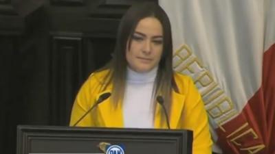 'Lo importante no es cambiar de amo, sino dejar de ser perro': senadora del PAN critica extinción de fideicomisos