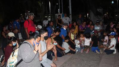 Iglesia católica critica al gobierno de AMLO por la represión a migrantes