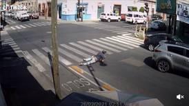Esta es la ciclovía 'maldita' en la que 'todos se caen'