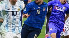 2021: El año en que terminaron las 'maldiciones azules' en el futbol