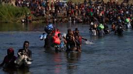'Si viene ilegalmente, será regresado': EU tras expulsión masiva de migrantes haitianos