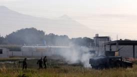 Controlan fuga de gas de Pemex en Cuautlancingo, Puebla