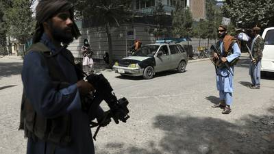 El Valle de Panjshir, 'la resistencia' que se interpone al control total de los talibanes en Afganistán
