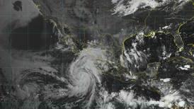 Fujiwhara, el efecto que une a dos ciclones tropicales