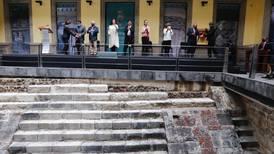 CDMX abre 'ventanas arqueológicas' para mostrar pasado 'glorioso'