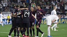 ¡De regreso! El Tri se mete al ranking FIFA