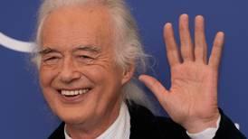 Jimmy Page presenta película sobre Led Zeppelin en Venecia