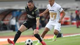 En su 67 aniversario, Pumas no pudo derrotar a unas Chivas sin Alexis Vega