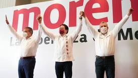 Alfredo Ramírez promete acabar con el 'régimen de corrupción' en Michoacán