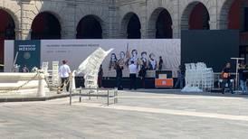 Sor Juana y Josefa Ortíz de Domínguez aparecen en la Cuarta Transformación